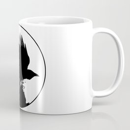 Black Water Coffee Mug