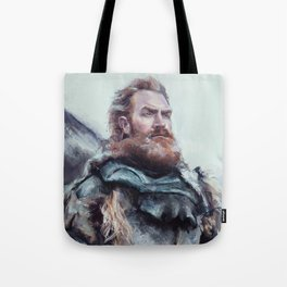 We are kissed by fire. Tote Bag