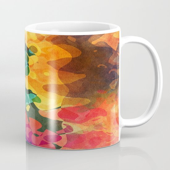 Color y psicodelia Mug