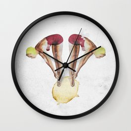Untitled | Collage Wall Clock