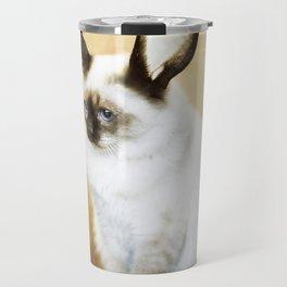 Cat Rabbit Travel Mug