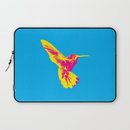 CMY Bird Laptop Sleeve