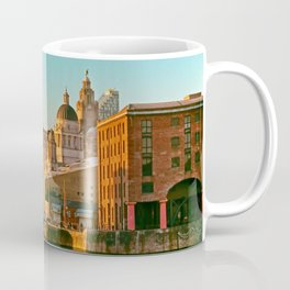 Pier Head and the Albert Dock Coffee Mug
