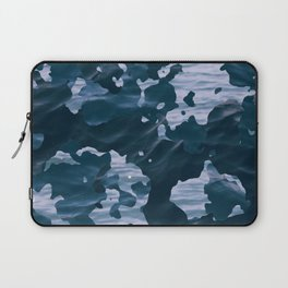 Surfing Camouflage #6 Laptop Sleeve