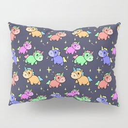 Nightime Unicorns Pillow Sham