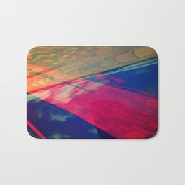 Signs in the Sky Collection II- Pillars to the Sky Bath Mat