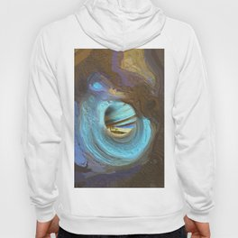 Abstract Mandala 124 Hoody
