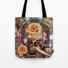 Open Mind Tote Bag