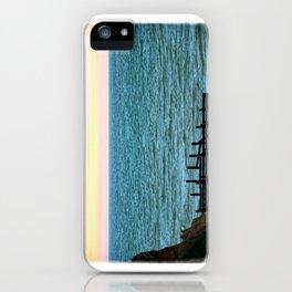 Beach Road Happisburgh Norfolk iPhone Case