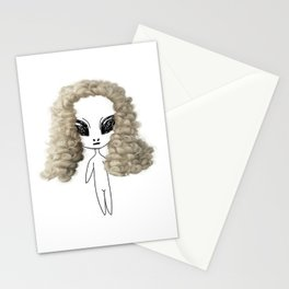 Judy the Judge Stationery Cards