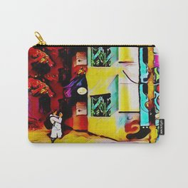 Gentrifying Candyland Carry-All Pouch