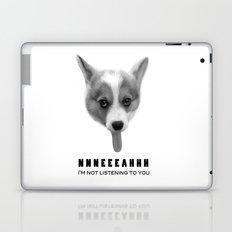 Corgi Meme Laptop & iPad Skin
