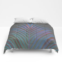 Chic palm / Tropical touch Comforters