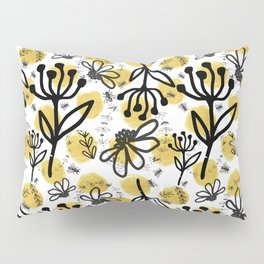 Colony: Pollinators Pillow Sham