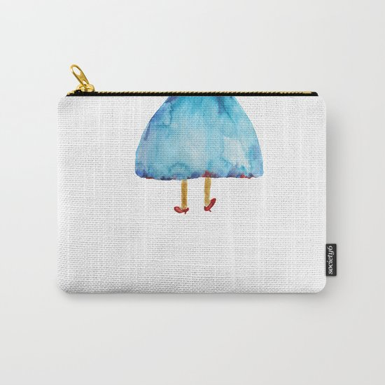 'I am leaving!' Carry-All Pouch