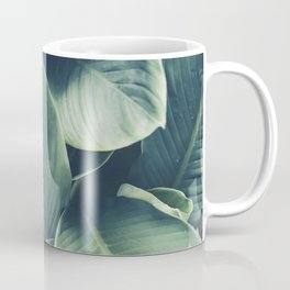 NATURE - GREEN - LEAVES - VEGETATION Coffee Mug