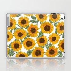 SUNNY DAYS -sunflowers- Laptop & iPad Skin