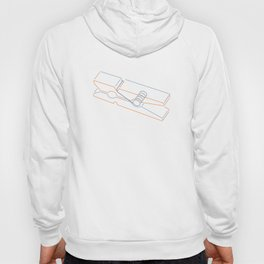just clothespin  Hoody