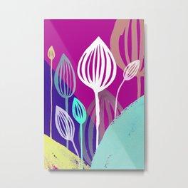 flower seires #1 Metal Print