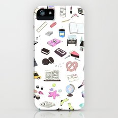 I Would Rather Just Hang Out With You Slim Case iPhone (5, 5s)