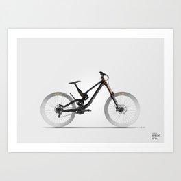 Canyon Sender CF 9.0 Art Print