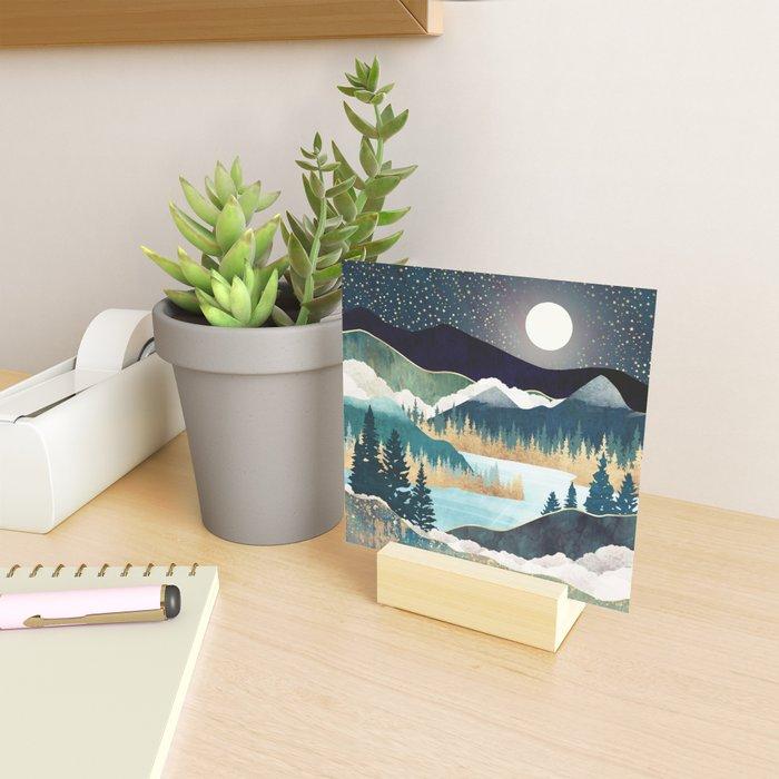 Star Lake Mini Art Print
