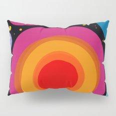 Galaxy Abstract Pattern Minimalist Decoration Pillow Sham
