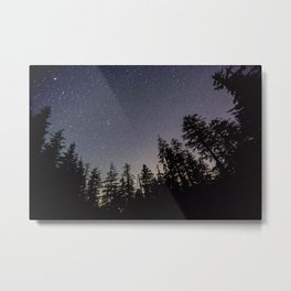 Stars in The Galaxy Metal Print