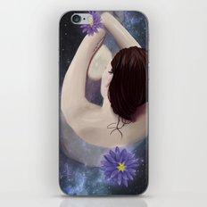 Her Tears Filled an Ocean of Eternity iPhone & iPod Skin
