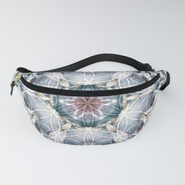 Flower of Life Mandalas 1 Fanny Pack