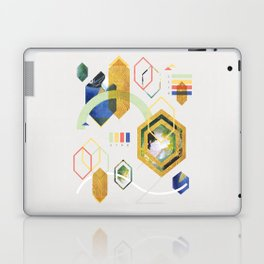 MidCentMod Collage 2 Laptop & iPad Skin