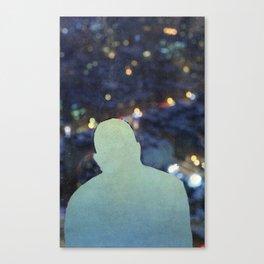 Luminous Traveler Canvas Print