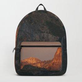 Yosemite Falls Sunset Backpack