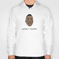 dwight schrute Hoodies featuring Dwight Howard by Λdd1x7
