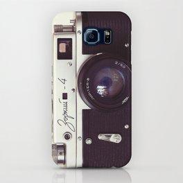 Zorki vintage camera iPhone Case
