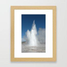 Kabluey!!!!! Framed Art Print