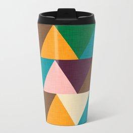 Kilim Chevron Travel Mug