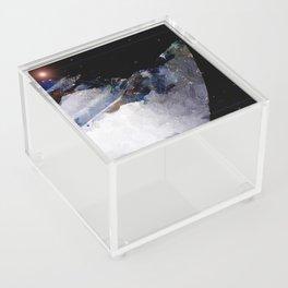 Weltraumschrott Acrylic Box