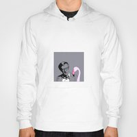 woody Hoodies featuring Woody by Cyrille Savelieff