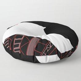 Geisha the Entertainer Floor Pillow