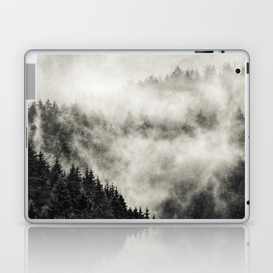 In My Other World // Old School Retro Edit Laptop & iPad Skin