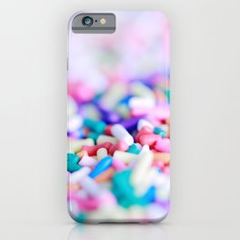 Candy Sprinkles iPhone Case
