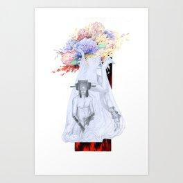 Enchantress & Disciple Art Print