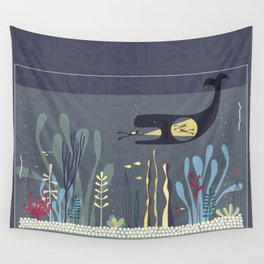 The Fishtank Wall Tapestry