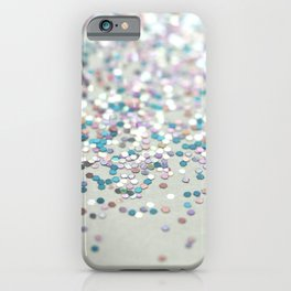 NICE NEIGHBOURS - GLITTER PHOTOGRAPHY iPhone Case