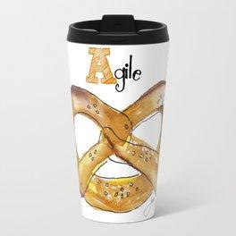 A is for Agile Travel Mug