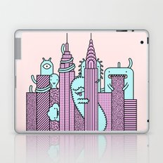Monster Invasion Colored Laptop & iPad Skin