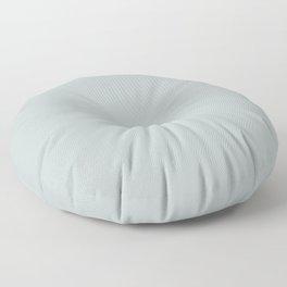Sky Gray // Pantone 14-4504 TPX Floor Pillow