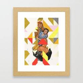 ODD 003 Framed Art Print