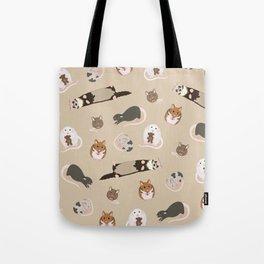 small pets Tote Bag